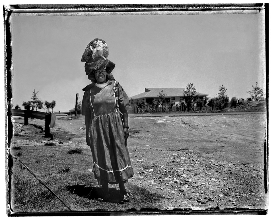 Qunu, le village de Mandela