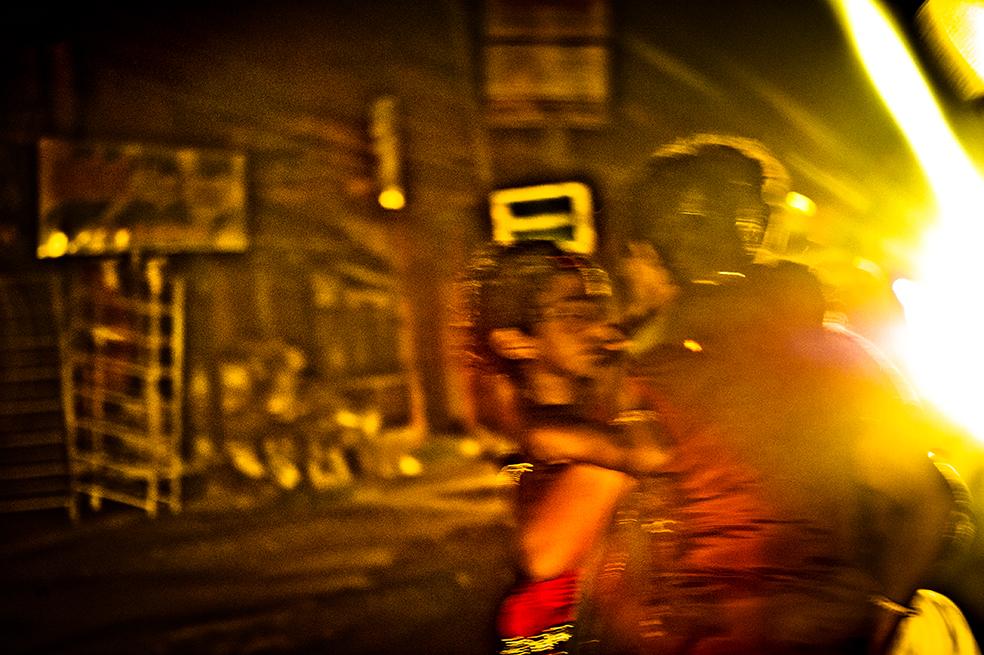1-Maman, la moto, la nuit