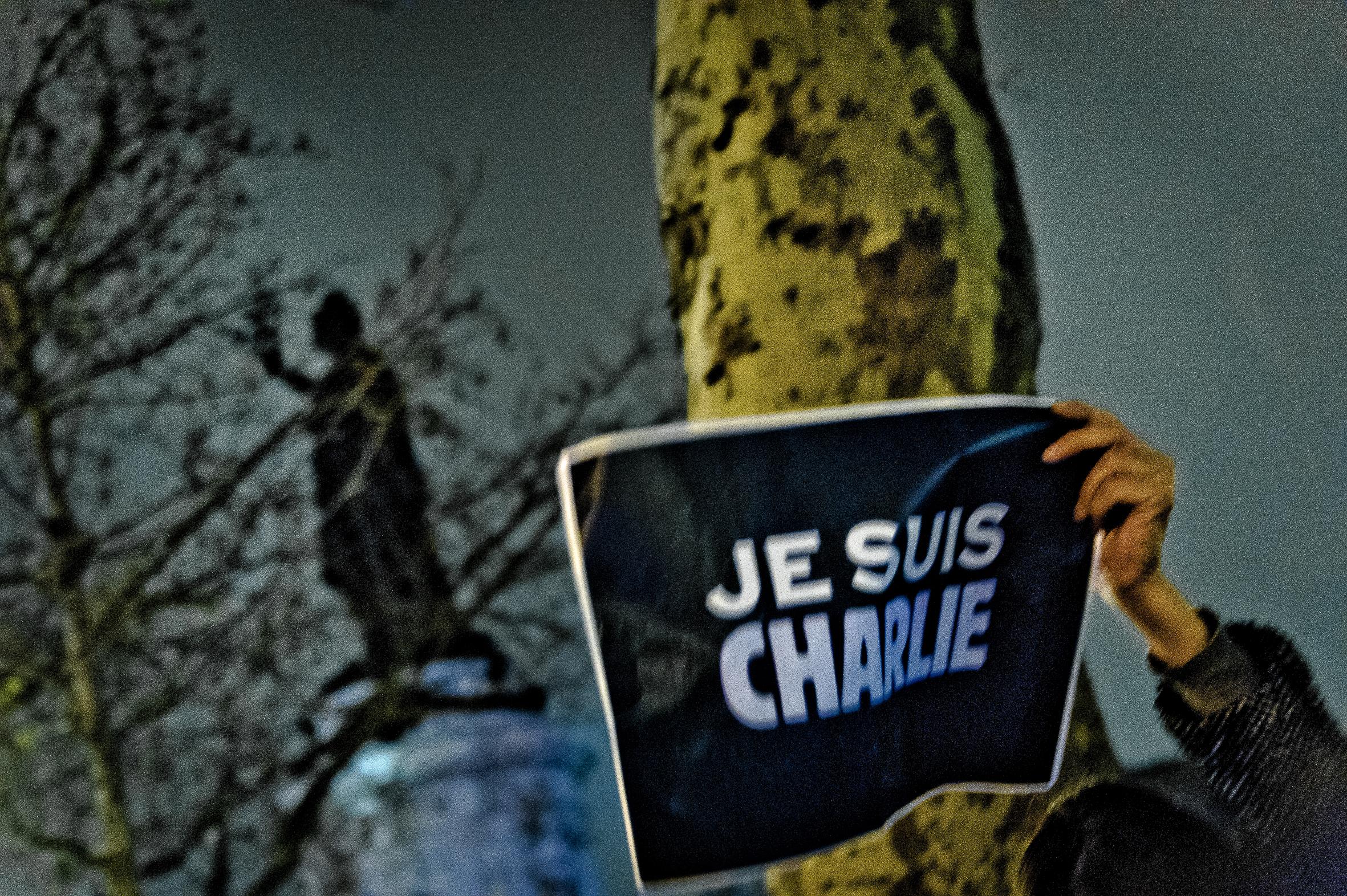 1. Je suis Charlie