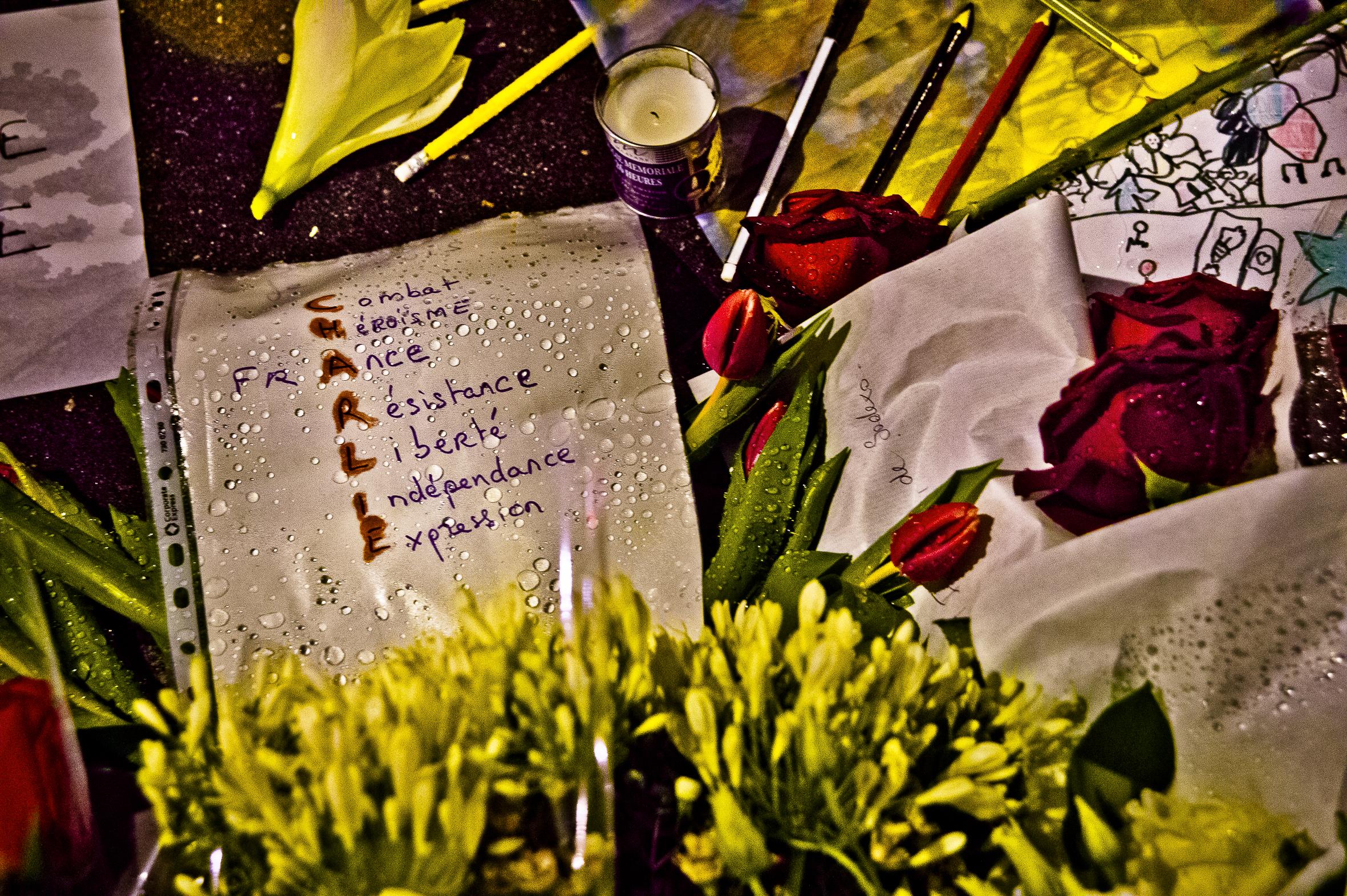 4.Les fleurs